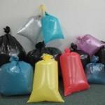 Покупка мешков для мусора