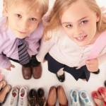Как выбрать туфли для детей
