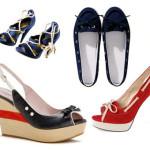 Женская обувь и её виды