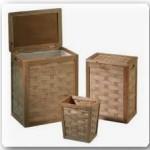 Особенности выбора корзины для белья