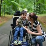 Как выбрать самую комфортную для ребенка инвалидную коляску