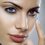 Цветные контактные линзы не только красивы, но и полезны