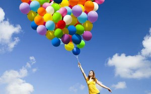 Воздушные шары как источник радости и положительных эмоций