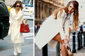 Учимся правильно выбирать пальто: фасон, силуэт и длина