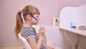 Где чаще всего используют небулайзерную терапию?