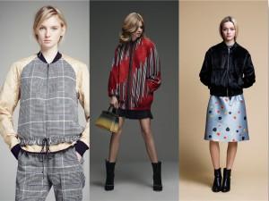 Куртка бомбер: модные тенденции