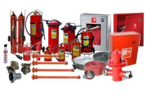 Противопожарное оборудование: основные виды и назначение