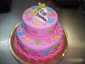 Натуральные, индивидуальные, вкусные детские торты на заказ