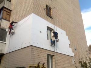 Утепление фасадов – эффективная технология сокращения теплопотерь