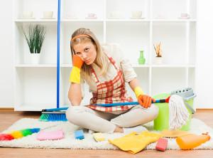 Учимся убирать квартиру быстро, качественно и с минимальными усилиями