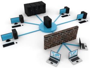 Варианты организации защиты корпоративной сети