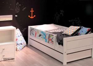 Детская кровать: разновидности и особенности подбора