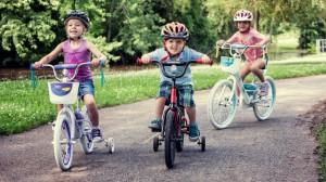 Выбираем идеальный детский велосипед