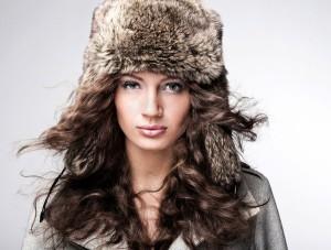 Выбираем идеальную женскую шапку к типу лица