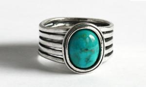 Серебряные кольца как прекрасный универсальный подарок