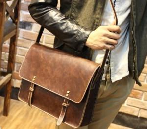 Самые популярные сумки для  современного мужчины