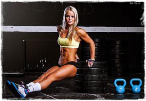 На что может рассчитывать женщина при регулярных фитнес-тренировках?