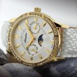 Наручные часы – органичное дополнение к женскому имиджу