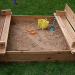 Деревянные песочницы как доступный способ открыть детям дверь в мир воображения!