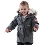 Выбор детской куртки для мальчика