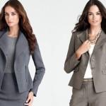 Пиджак как неотъемлемая часть гардероба бизнес-леди