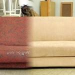 Преимущества перетяжки старой мебели микрофиброй
