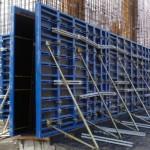 Каким образом устроена строительная опалубка перекрытий и какая она бывает?
