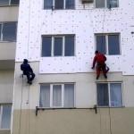 Утепление фасадов как гарантированно успешный способ сделать помещения теплыми