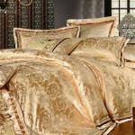 Популярное постельное белье из сатина, его плюсы и минусы