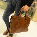 Мужская сумка – признак хорошего вкуса