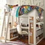 Двухъярусная кровать - удобство для детей, комфорт для взрослых