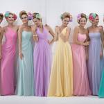 Какого цвета свадебного платья выбрать