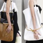 Такие стильные и удобные текстильные сумочки для летней поры