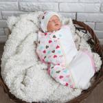 Всё необходимое для новорожденных зимой: список вещей