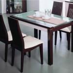 Какими могут быть кухонные обеденные столы