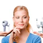 Выбор косметологических аппаратов для салона красоты