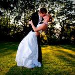 Свадебные фотографии летом