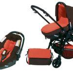 Чем так привлекают современные коляски-автокресла родителей?