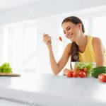 Образ современной здоровой женщины