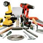 Инструменты для ремонта квртиры