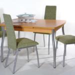 Обеденные столы на любой вкус у проверенного поставщика
