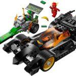 Конструкторы Лего «Бэтмен» - пластмассовыми мир супер-героя