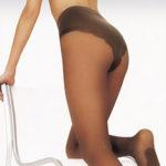 Колготки с ажурными трусиками – секрет привлекательности любой женщины