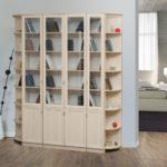 Книжные шкафы в интернет-магазине мебельной фабрики