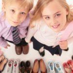 Общие советы по выбору детской школьной обуви