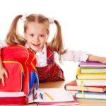 Как правильно подобрать товары для школы ребенку