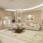 Почему люди отдают предпочтение итальянскому стилю в оформлении гостиной