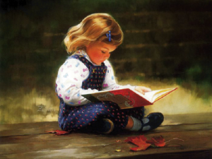 На что стоит обратить внимание при выборе книги для ребенка