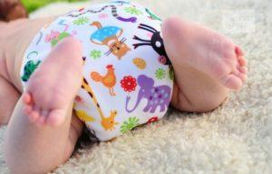 Многоразовые подгузники - экономия для родителей