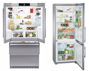 Выбор холодильника по его размерам